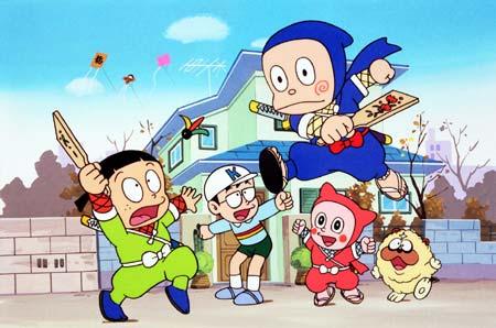 รายการย้อนหลัง นินจาฮาโตริ ตอน คาเงะจิโยะเป็นพ่อของแมวเหมียวที่ถูกทิ้งนะขอรับ