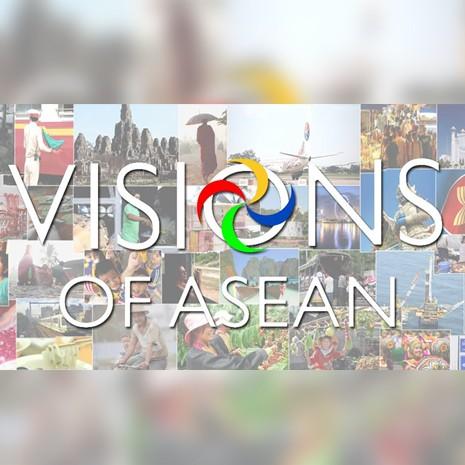 รายการย้อนหลัง Visions of ASEAN ตอนที่ 95 : ประชาคมอาเซียน 2025 เดินหน้าไปพร้อมกัน [07-08-2559]