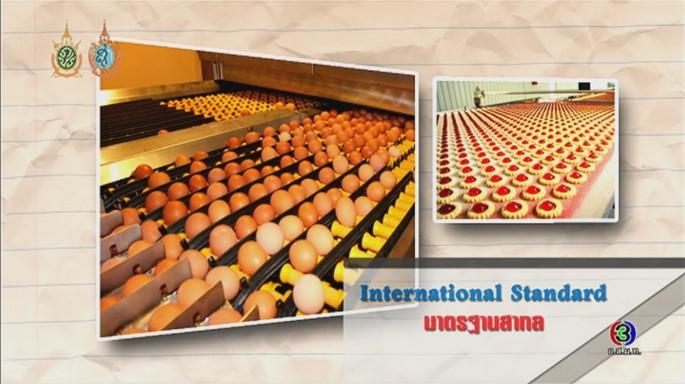ดูละครย้อนหลัง ศัพท์สอนรวย | International Standard = มาตรฐานสากล