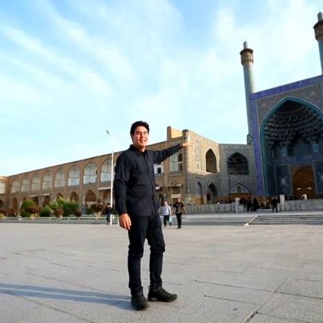 รายการย้อนหลัง สมุดโคจร On The Way   อิหร่าน ตอนที่ 2   26-11-59