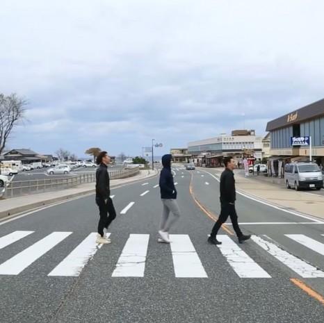 รายการย้อนหลัง สมุดโคจร On The Way   ญี่ปุ่น โทตโทริ ตอนที่ 1   03-12-59
