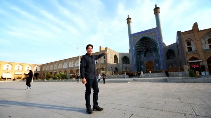 ดูละครย้อนหลัง สมุดโคจร On The Way | อิหร่าน ตอนที่ 2 | 26-11-59