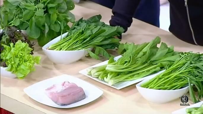 ดูละครย้อนหลัง ครัวคุณต๋อย | แนะนำผักที่ไม่ควรปรุ่งกับเนื้อปลา