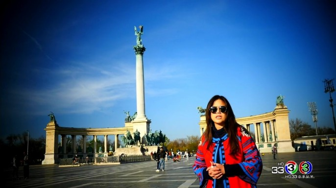 ดูรายการย้อนหลัง เซย์ไฮ (Say Hi) | @Budapest Hungary