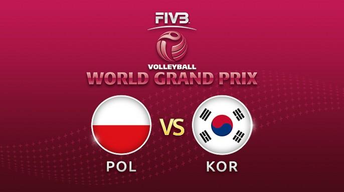 ดูละครย้อนหลัง Highlight วอลเลย์บอล World Grand Prix 2017 | 16-07-60 | เกาหลีใต้ขึ้นนำโปแลนด์ เซตที่ 3