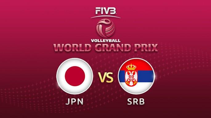 ดูละครย้อนหลัง Highlight วอลเลย์บอล World Grand Prix 2017 | 15-07-60 | เซอร์เบียขึ้นนำญี่ปุ่น เซตที่ 2