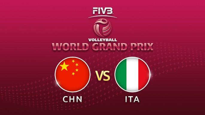 ดูละครย้อนหลัง วอลเลย์บอล World Grand Prix 2017 | 14-07-60 | จีนพ่ายอิตาลี 3 เซตรวด เซตที่ 3 (จบ)