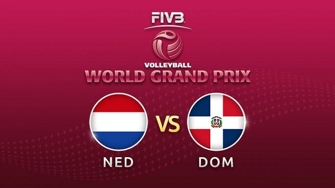 ดูละครย้อนหลัง วอลเลย์บอล World Grand Prix 2017 | 15-07-60 | เนเธอร์แลนด์ พลาดท่า โดมินิกันขึ้นนำ เซตที่ 2