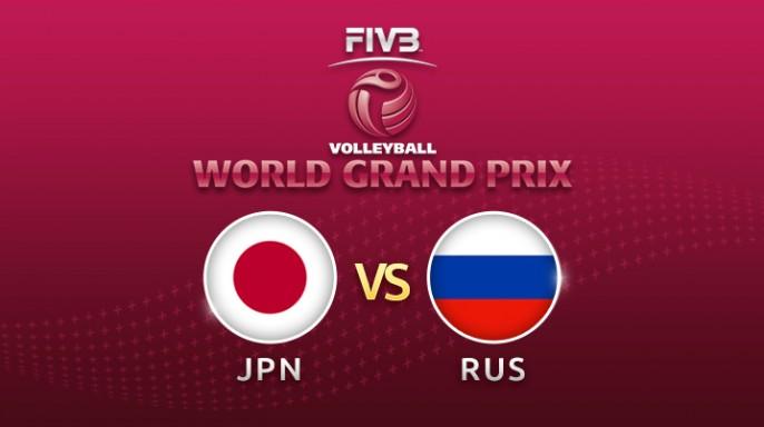 ดูละครย้อนหลัง วอลเลย์บอล World Grand Prix 2017 | 23-07-60 | ญี่ปุ่น พลิกแซงเอาชนะ รัสเซียไป 3-2 เซตที่ 5 (จบ)