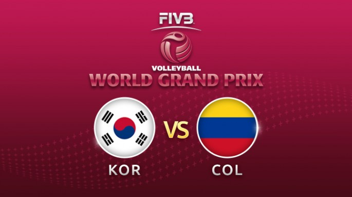 ดูละครย้อนหลัง วอลเลย์บอล World Grand Prix 2017 | 22-07-60 | เกาหลี พบ โคลัมเบีย เซตที่ 1