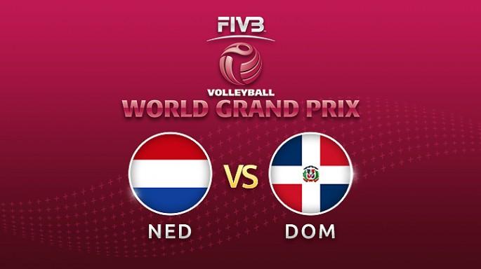 ดูละครย้อนหลัง Highlight วอลเลย์บอล World Grand Prix 2017 | 15-07-60 | เนเธอร์แลนด์ พบ โดมินิกัน เซตที่ 1