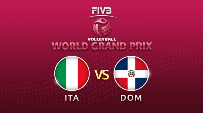 ดูละครย้อนหลัง วอลเลย์บอล World Grand Prix 2017 | 22-07-60 | อิตาลี พบ สาธารณรัฐโดมินิกัน เซตที่ 1