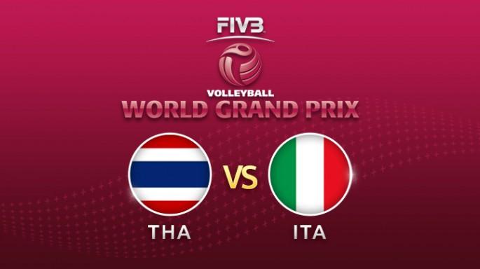 ดูละครย้อนหลัง วอลเลย์บอล World Grand Prix 2017 | 23-07-60 | ไทย พบ อิตาลี เซตที่ 1