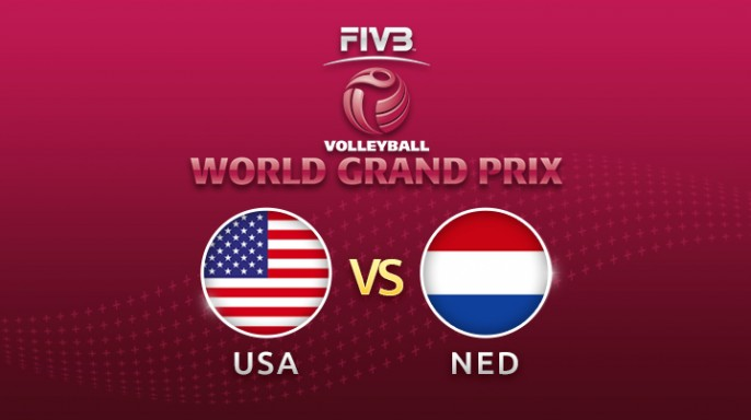 ดูละครย้อนหลัง วอลเลย์บอล World Grand Prix 2017 | 20-07-60 | เนเธอร์แลนด์ตีเสมอสหรัฐฯ เซตที่ 2