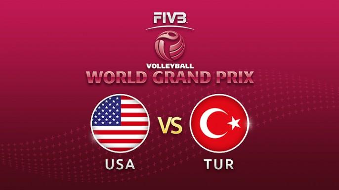ดูละครย้อนหลัง วอลเลย์บอล World Grand Prix 2017 | 14-07-60 | สหรัฐฯ-ตุรกี เซตที่ 1
