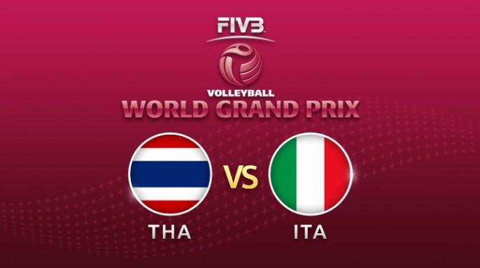 ดูละครย้อนหลัง Highlight วอลเลย์บอล World Grand Prix 2017 | 23-07-60 | ไทย พบ อิตาลี เซตที่ 1
