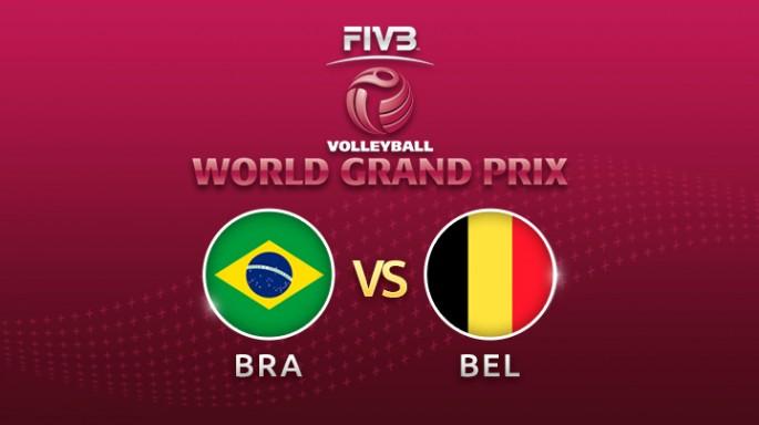 ดูละครย้อนหลัง Highlight วอลเลย์บอล World Grand Prix 2017 | 20-07-60 | บราซิล พบ เบลเยียม เซตที่ 2