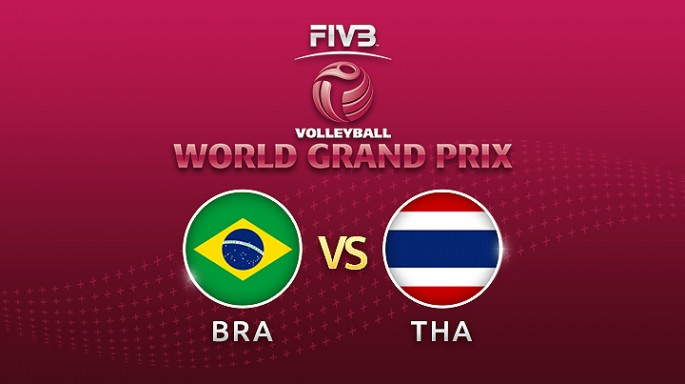 ดูละครย้อนหลัง Highlight วอลเลย์บอล World Grand Prix 2017 | 15-07-60 | ไทย-บราซิล เซตที่ 1