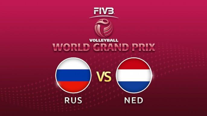 ดูละครย้อนหลัง วอลเลย์บอล World Grand Prix 2017 | 16-07-60 | รัสเซีย พบ เนเธอร์แลนด์ เซตที่ 1