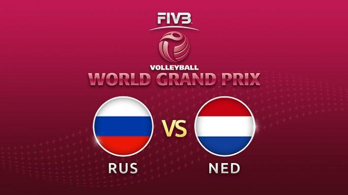 ดูละครย้อนหลัง วอลเลย์บอล World Grand Prix 2017 | 16-07-60 | เนเธอร์แลนด์ขึ้นนำรัสเซีย เซตที่ 2