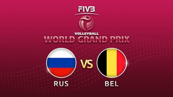 ดูละครย้อนหลัง  วอลเลย์บอล World Grand Prix 2017 | 15-07-60 |  รัสเซีย พบ เบลเยียม เซตที่ 1
