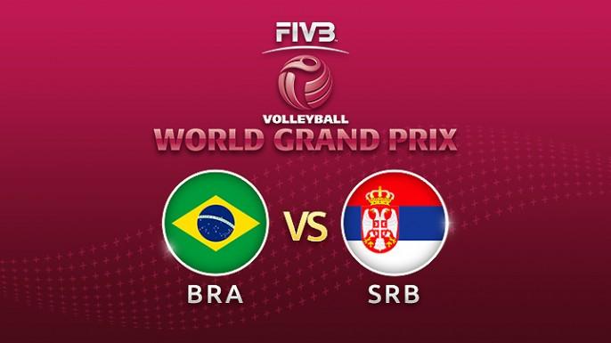ดูละครย้อนหลัง วอลเลย์บอล World Grand Prix 2017 | 14-07-60 | บราซิล-เซอร์เบีย เซตที่ 3 บราซิลเอาชนะเซอร์เบียไป 3-0 เซต (จบ)