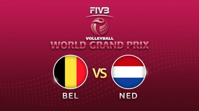 ดูละครย้อนหลัง วอลเลย์บอล World Grand Prix 2017 | 23-07-60 | เบลเยียม พบกับ เนเธอร์แลนด์ เซตที่ 1