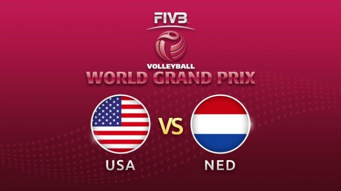 ดูละครย้อนหลัง Highlight วอลเลย์บอล World Grand Prix 2017 | 20-07-60 | สหรัฐฯชนะเนเธอร์แลนด์ 3 ต่อ 1 เซต เซตที่ 4 (จบ)