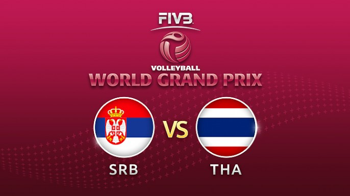 ดูละครย้อนหลัง วอลเลย์บอล World Grand Prix 2017 | 16-07-60 |  เซอร์เบีย พบ ไทย เซตที่ 1