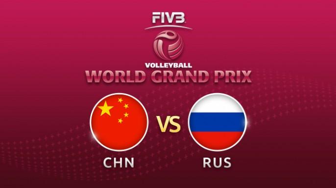 ดูละครย้อนหลัง Highlight วอลเลย์บอล World Grand Prix 2017 | 22-07-60 | รัสเซีย พบ จีน เซตที่ 1