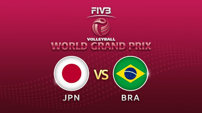 ดูละครย้อนหลัง Highlight วอลเลย์บอล World Grand Prix 2017 | 16-07-60 | ญี่ปุ่น โดน บราซิล ตบชนะ อยู่ 2-2 เซตที่ 4
