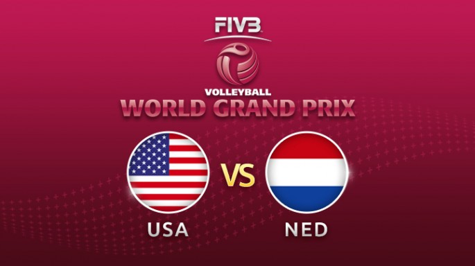 ดูละครย้อนหลัง Highlight วอลเลย์บอล World Grand Prix 2017 | 20-07-60 | เนเธอร์แลนด์ตีเสมอสหรัฐฯ เซตที่ 2