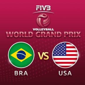ดูรายการย้อนหลัง Highlight วอลเลย์บอล World Grand Prix 2017 | 23-07-60 | บราซิล เอาชนะ สหรัฐอเมริกา ไป 3-1 เซต เซตที่ 4 (จบ)