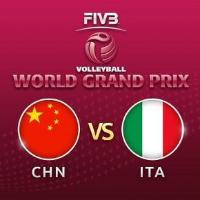ดูรายการย้อนหลัง Highlight วอลเลย์บอล World Grand Prix 2017 | 14-07-60 | จีนพ่ายอิตาลี 3 เซตรวด เซตที่ 3 (จบ)