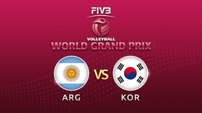 ดูละครย้อนหลัง Highlight วอลเลย์บอล World Grand Prix 2017 | 14-07-60 | อาร์เจนตินา-เกาหลีใต้ เซตที่ 1