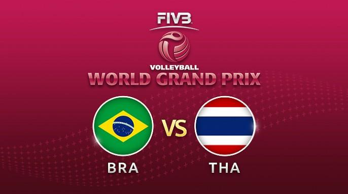 ดูละครย้อนหลัง วอลเลย์บอล World Grand Prix 2017 | 15-07-60 | ไทย-บราซิล เซตที่ 1