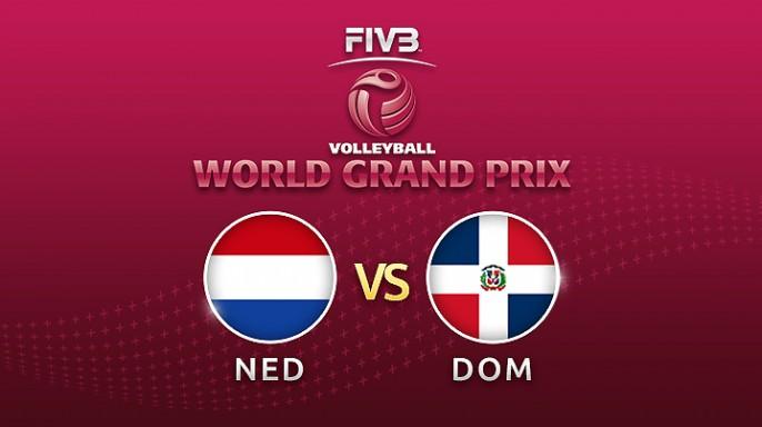 ดูละครย้อนหลัง Highlight วอลเลย์บอล World Grand Prix 2017 | 15-07-60 |  เนเธอร์แลนด์ พลิกกลับมาชนะ โดมินิกัน 3 ต่อ 2 เซต  เซตที่ 5 (จบ)