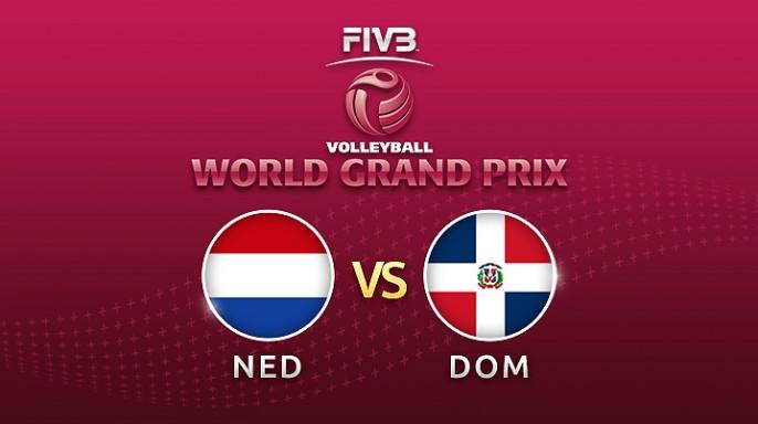 ดูละครย้อนหลัง Highlight วอลเลย์บอล World Grand Prix 2017 | 15-07-60 | เนเธอร์แลนด์ พลาดท่า โดมินิกันขึ้นนำ เซตที่ 2