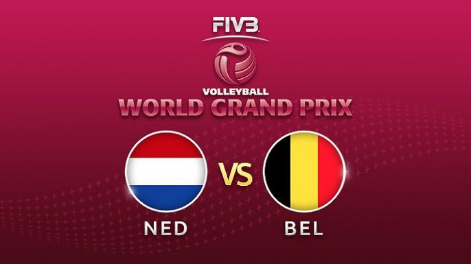 ดูละครย้อนหลัง วอลเลย์บอล World Grand Prix 2017 | 14-07-60 | เนเธอร์แลนด์-เบลเยี่ยม เซตที่ 1