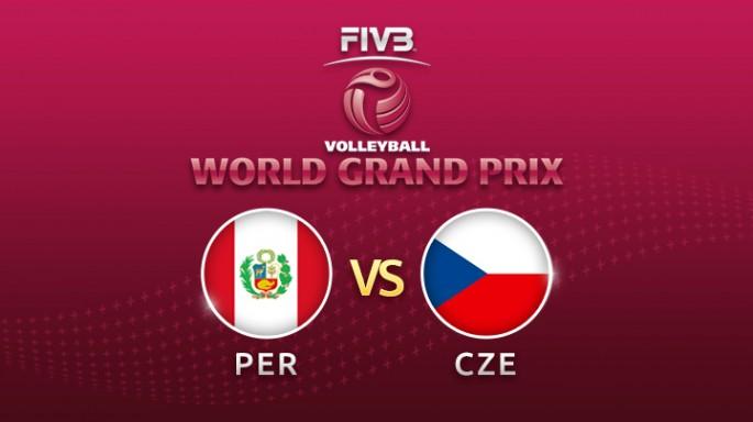 ดูละครย้อนหลัง วอลเลย์บอล World Grand Prix 2017 | 22-07-60 | สาธารณรัฐเช็ก กลับมานำ เปรู เซตที่ 3