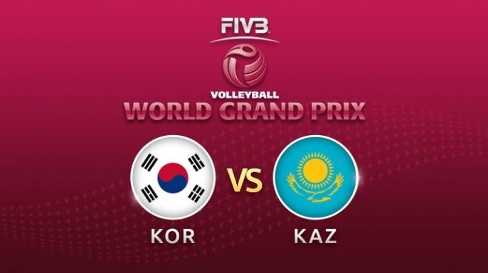 ดูละครย้อนหลัง Highlight วอลเลย์บอล World Grand Prix 2017 | 21-07-60 | เกาหลีใต้ขึ้นนำคาซัคสถาน เซตที่ 2
