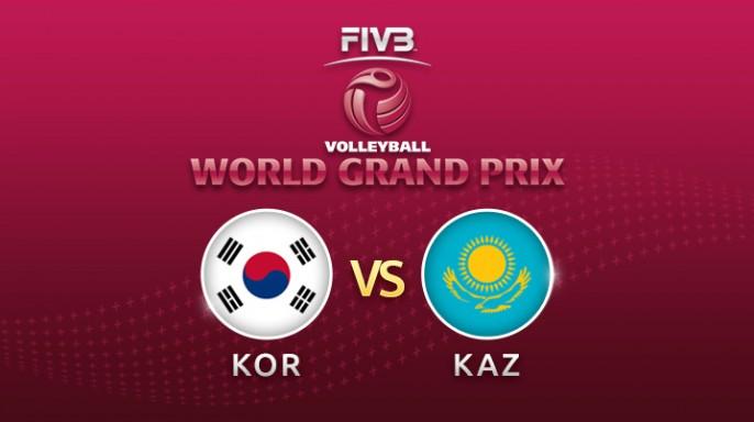 ดูละครย้อนหลัง วอลเลย์บอล World Grand Prix 2017 | 21-07-60 | เกาหลีใต้ พบ คาซัคสถานเซตที่ 1