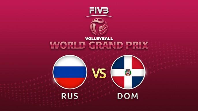 ดูละครย้อนหลัง Highlight วอลเลย์บอล World Grand Prix 2017 | 14-07-60 | รัสเซียตบเสมอโดมินิกัน เซตที่ 2