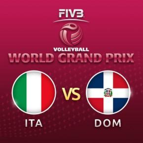 ดูรายการย้อนหลัง Highlight วอลเลย์บอล World Grand Prix 2017   22-07-60   อิตาลี เอาชนะ สาธารณรัฐโดมินิกัน 3 เซตรวด เซตที่ 3 (จบ)