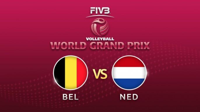 ดูละครย้อนหลัง Highlight วอลเลย์บอล World Grand Prix 2017 | 23-07-60 | เบลเยียมพ่ายเนเธอร์แลนด์ 2 ต่อ 3 เซต เซตที่ 5 (จบ)