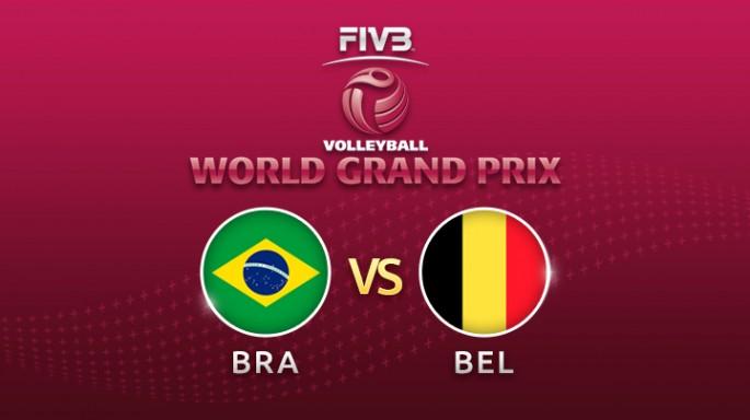 ดูละครย้อนหลัง วอลเลย์บอล World Grand Prix 2017 | 20-07-60 | บราซิล พบ เบลเยียม เซตที่ 2