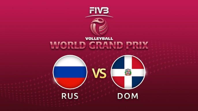 ดูละครย้อนหลัง วอลเลย์บอล World Grand Prix 2017 | 14-07-60 | รัสเซีย-โดมินิกัน เซตที่ 1