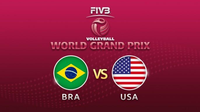 ดูละครย้อนหลัง วอลเลย์บอล World Grand Prix 2017 | 23-07-60 | บราซิล เอาชนะ สหรัฐอเมริกา ไป 3-1 เซต เซตที่ 4 (จบ)