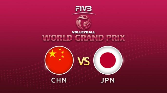 ดูละครย้อนหลัง วอลเลย์บอล World Grand Prix 2017 | 21-07-60 | จีนชนะญี่ปุ่น 3 ต่อ 1 เซต เซตที่ 4 (จบ)