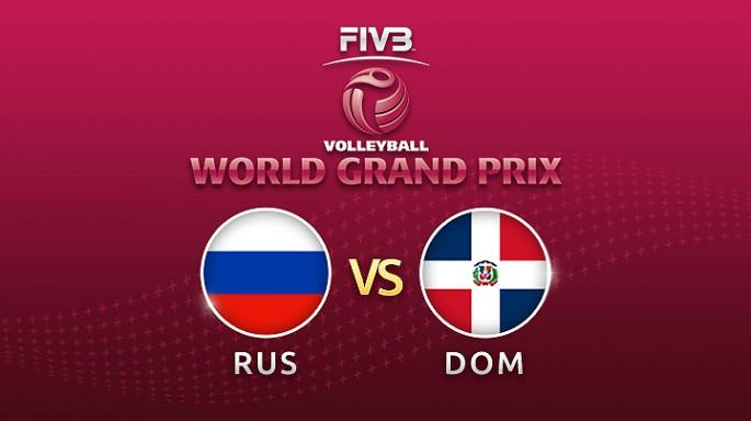 ดูละครย้อนหลัง วอลเลย์บอล World Grand Prix 2017 | 14-07-60 | รัสเซียตบเสมอโดมินิกัน เซตที่ 2